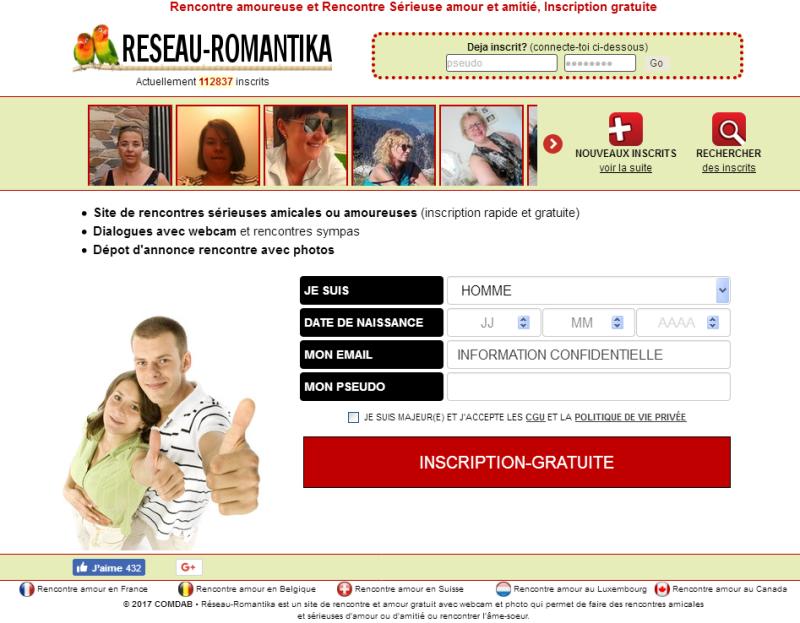 site de rencontre gratuit non payant amoureux site de rencontre